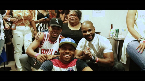 Chance The Rapper - Family Matters [Vídeo]
