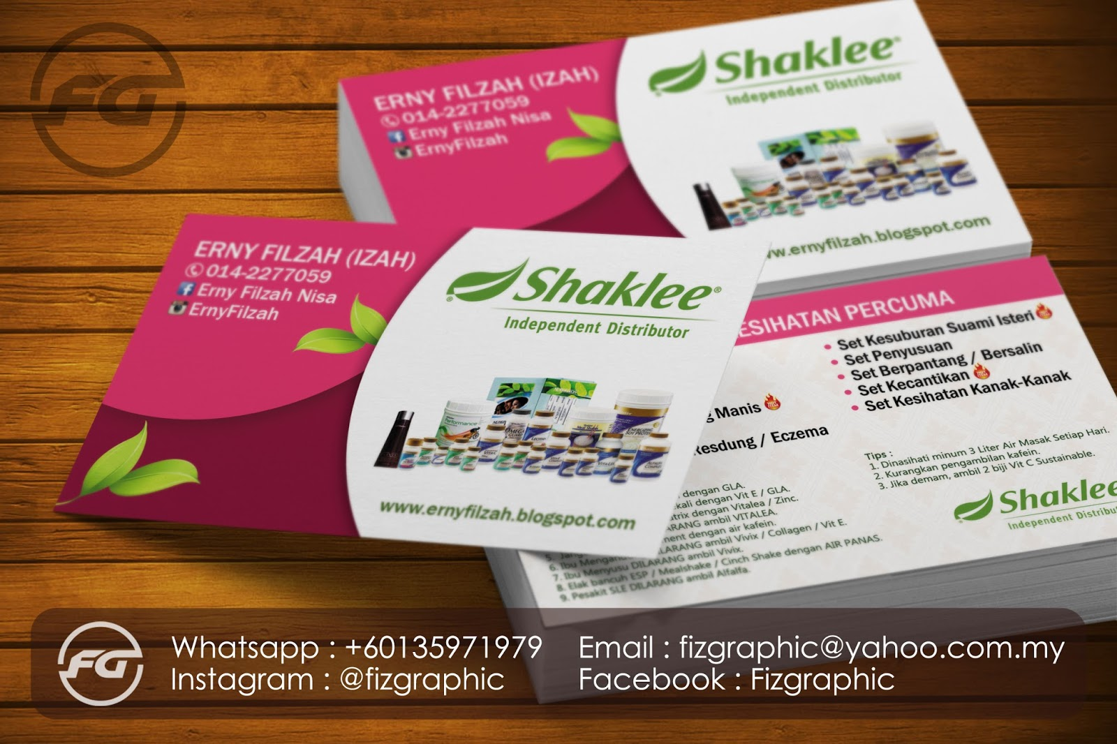 Free Design By Fizgraphic