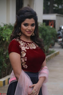 Actress Aathmika in lovely Maraoon Choli ¬  Exclusive Celebrities galleries 024.jpg