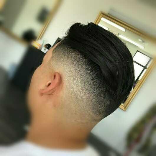 gaya rambut belakang pria 2019