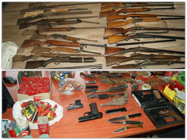 Γιάννενα: ΕΛΕΣΟΥΣΑ ΙΩΑΝΝΙΝΩΝ - Είχε στο σπίτι οπλοστάσιο!!!
