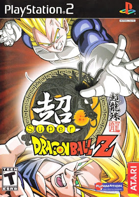 Super Dragon Ball Z PS2 GAME ISO