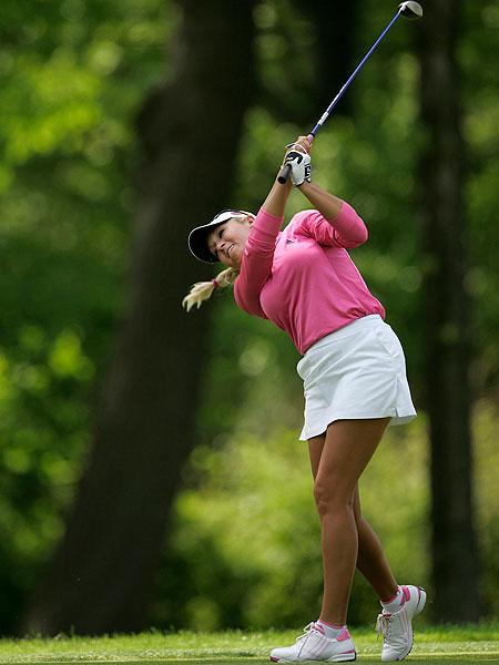 Hotties golf Lydia Ko