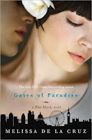 Review: Gates of Paradise by Melissa de la Cruz