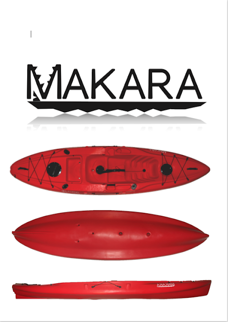 Legend Makara Fishing Kayak
