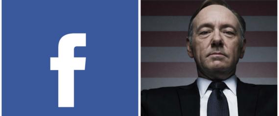 لن يرضى بأقل من House of Cards.. فيسبوك يقتحم عالم الإنتاج التلفزيوني