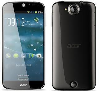 Cara Instal Ulang Acer Liquid Jade S55