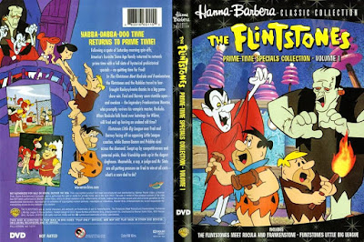 Flintstones encontram Rockula e Frankenstone