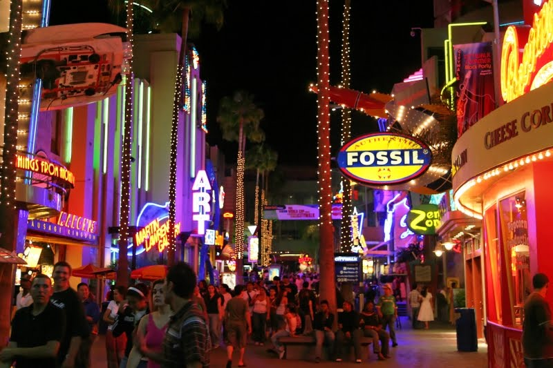 How to spend an evening/night at Universal CityWalk Orlando