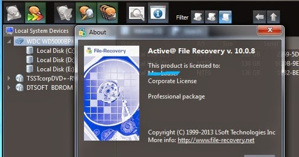 active file recovery 16.0.8 keygen