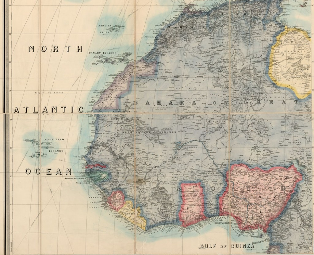 history of west africa The early history of ghana is unknown, but there is evidence that north africa  had begun importing gold from west africa before the arab conquest in the  middle.