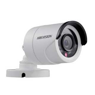 HIKVISION TURBO HD CAMERA OUTDOOR DS-2CE16F4P-IRP White