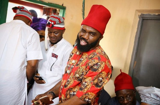 noble igwe traditional wedding pictures