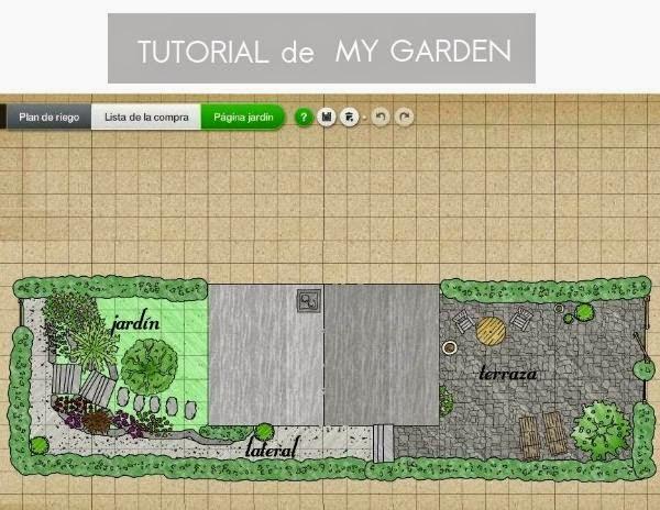 Programas gratuitos para dise ar un jard n tutoriales for Software diseno jardines