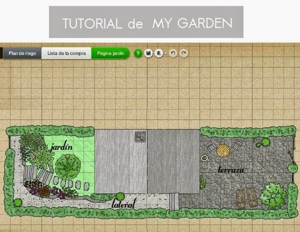 Programas para disear jardines gratis espaol pantallazo for Autoarq paisajismo