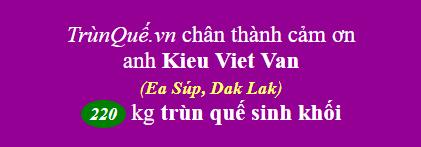 Trùn quế huyện Ea Súp