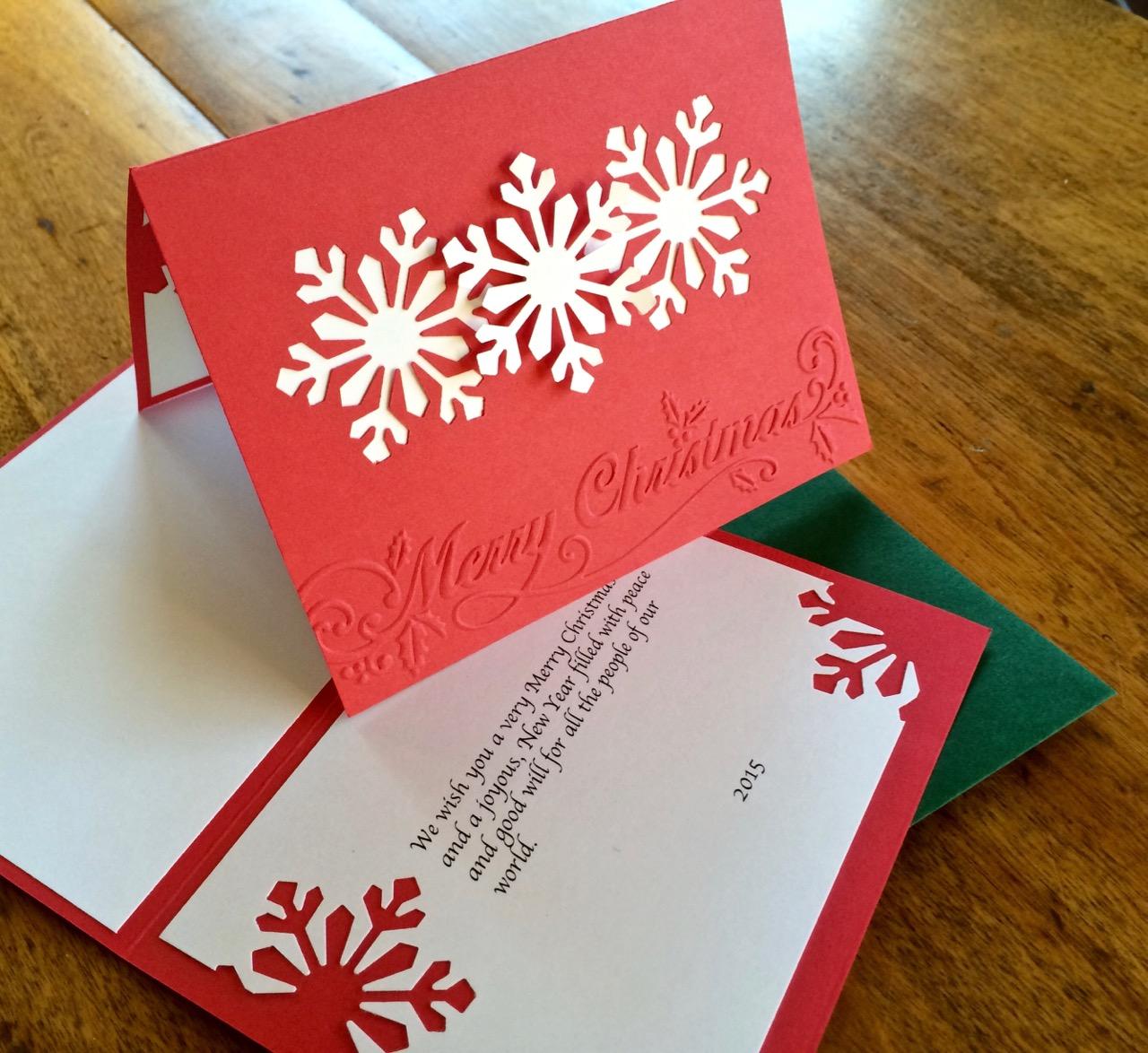 Ashbee Design Christmas Card 2015