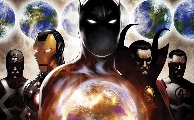 Sejarah Asal-Usul Avengers Illuminati