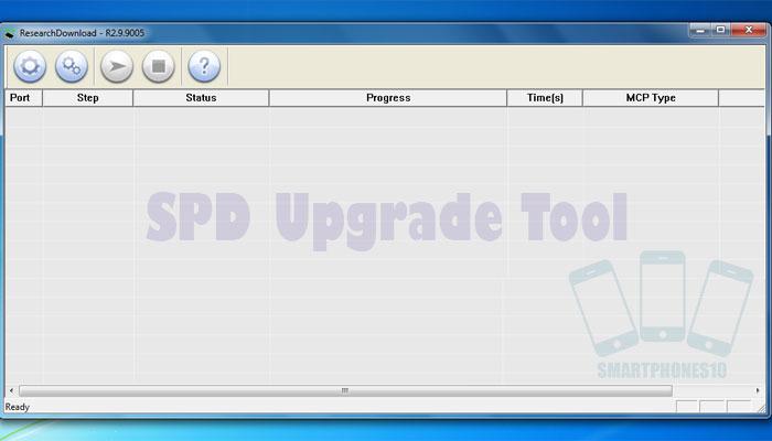 SPD Upgrade Tool Aplikasi Untuk Flash Perangkat SpreadTrum