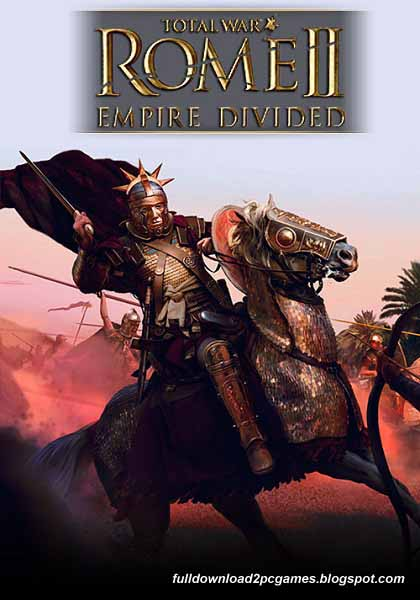 Total War Rome II Empire Divided Free Download PC Game
