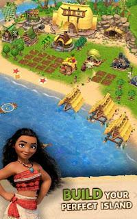 Download Game Moana Island Life Apk v2.5.327.78 Mod [Infinite Pearls/Shells] Terbaru