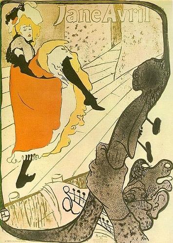 Arteeblog: Cartazes de Henri de Toulouse-Lautrec