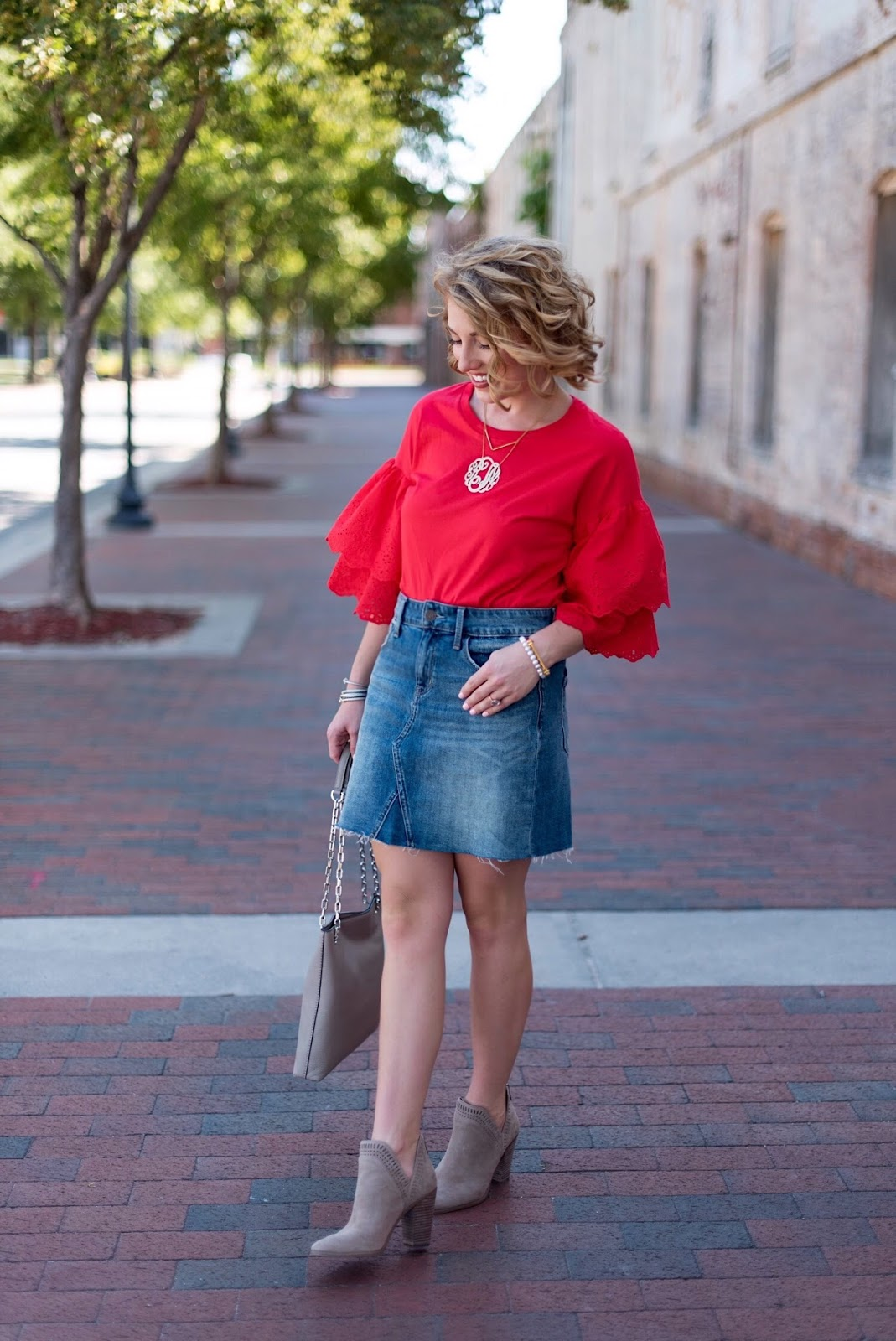 Transition Style - Click through to see more on Something Delightful Blog!