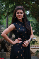 Actress Yamini Bhaskar in a Tight Black Sleeveless Dress ~  Exclusive 27.JPG