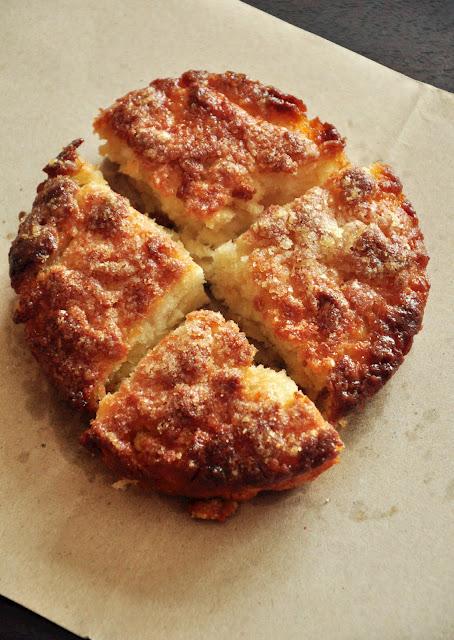 Breton Butter Cake Ricetta