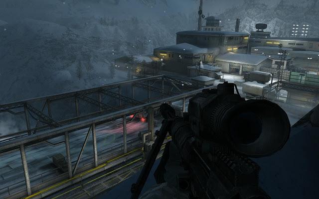 Screenshot MC3 Modern Combat 3: Fallen Nation