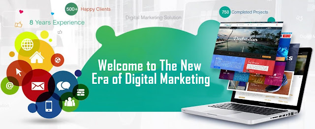 Welcome to the new Era of Digital Marketing.