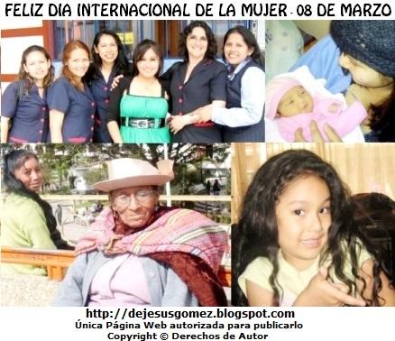 Imagen por el Día Internacional de la mujer de Jesus Gómez