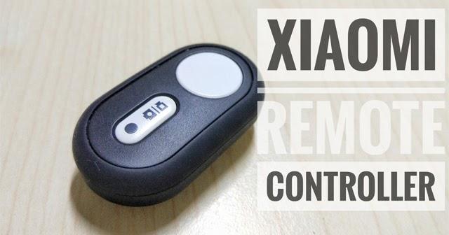 Xiaomi Remote Control Wireless Shutter for Smartphone ...