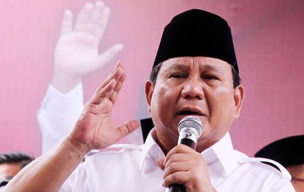 Prabowo Curhat Tidak Nasionalis Dituduh Dukung HTI, Sikapnya Tetap Mendukung