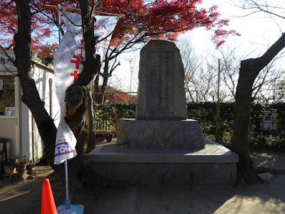 野崎観音・慈眼寺(じげんじ)の境内