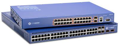 Switch adalah perangkat jaringan yang hampir mirip dengan hub. Namun, ada beberapa perbedaan yang menonjol diantara dua perangkat jaringan tersebut. switch dianggap lebih pintar dalam membagi bandwidth dibandingkan dengan hub. Switch juga dapat mengatasi masalah collision data atau tabrakan data.