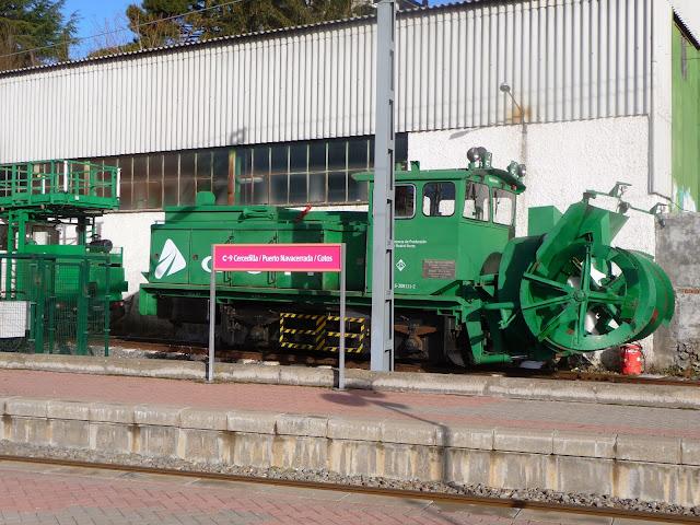 Tren de la Naturaleza. Excursiones Sierra de Madrid
