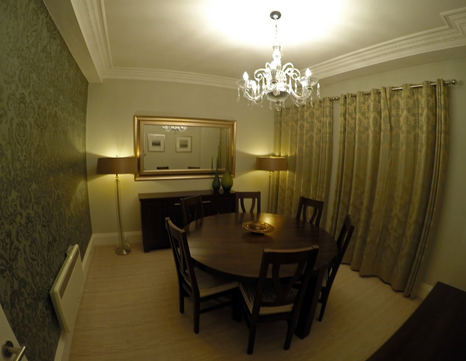 Beaufort House Knightsbridge Apartment Dining Room
