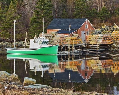 Port Dufferin, N.S. photo by Robert Moser