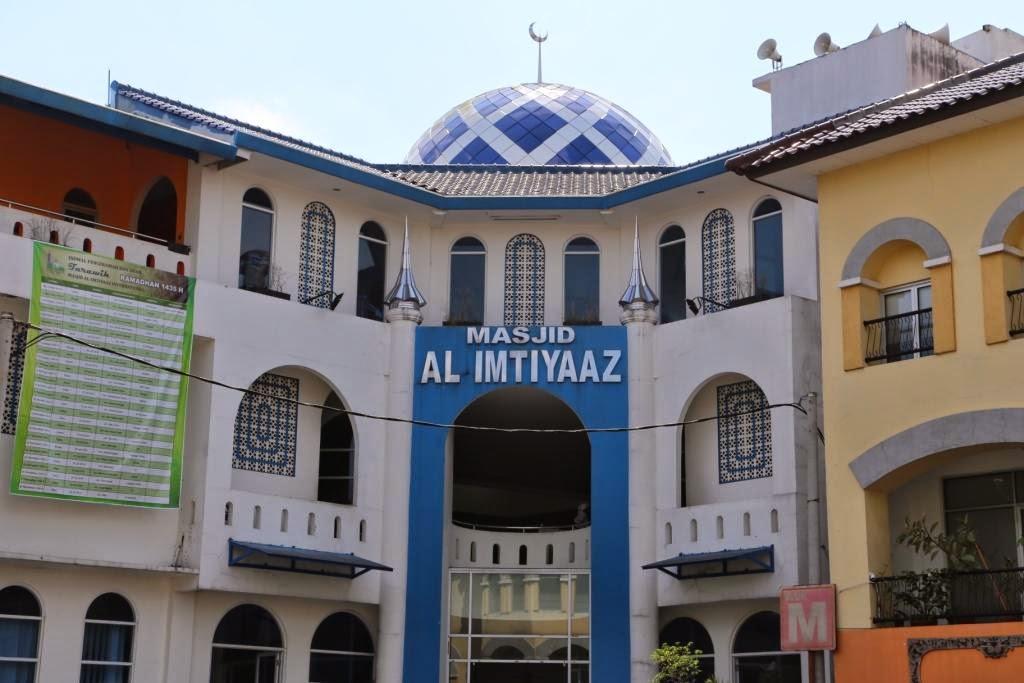 Masjid Al-Imtiyad succor