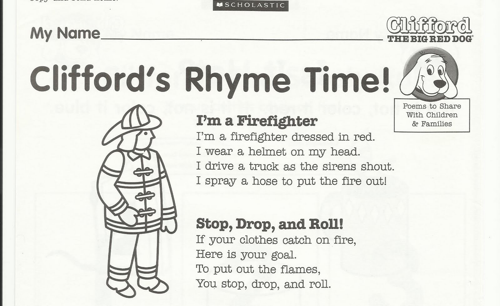 Fire Safety Worksheets For Kindergarten Pictures To Pin On