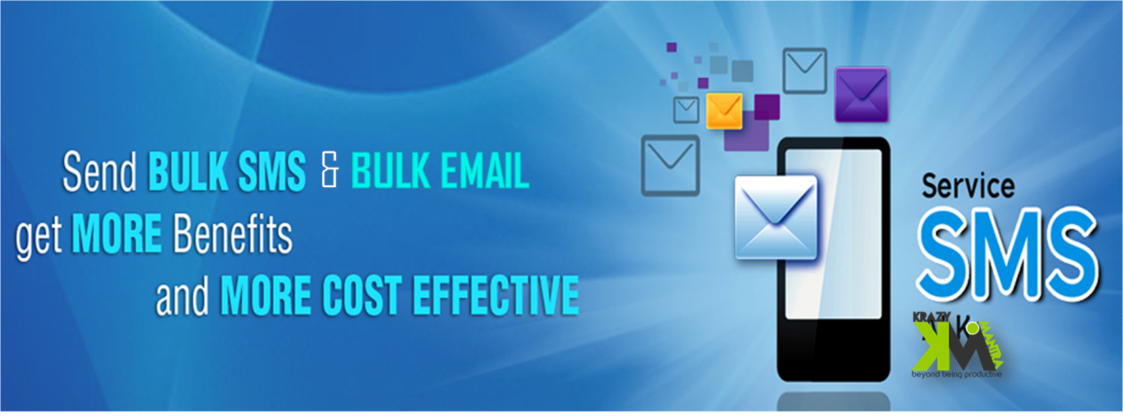 Bulk SMS and Bulk Email Service a New Marketing Strategy for