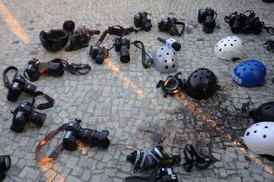 80 jornalistas foram assassinados em 2018, aponta Repórteres Sem Fronteiras