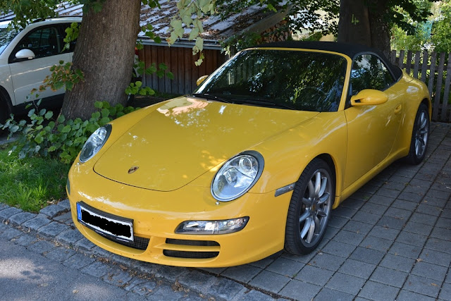Tegernsee Porsche