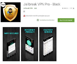 Ulasan Aplikasi VPN Premium Jailbreak