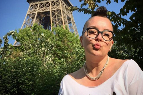 Lady Who Flew To Paris To Marry Herself Thinks Everyone Should Do Same