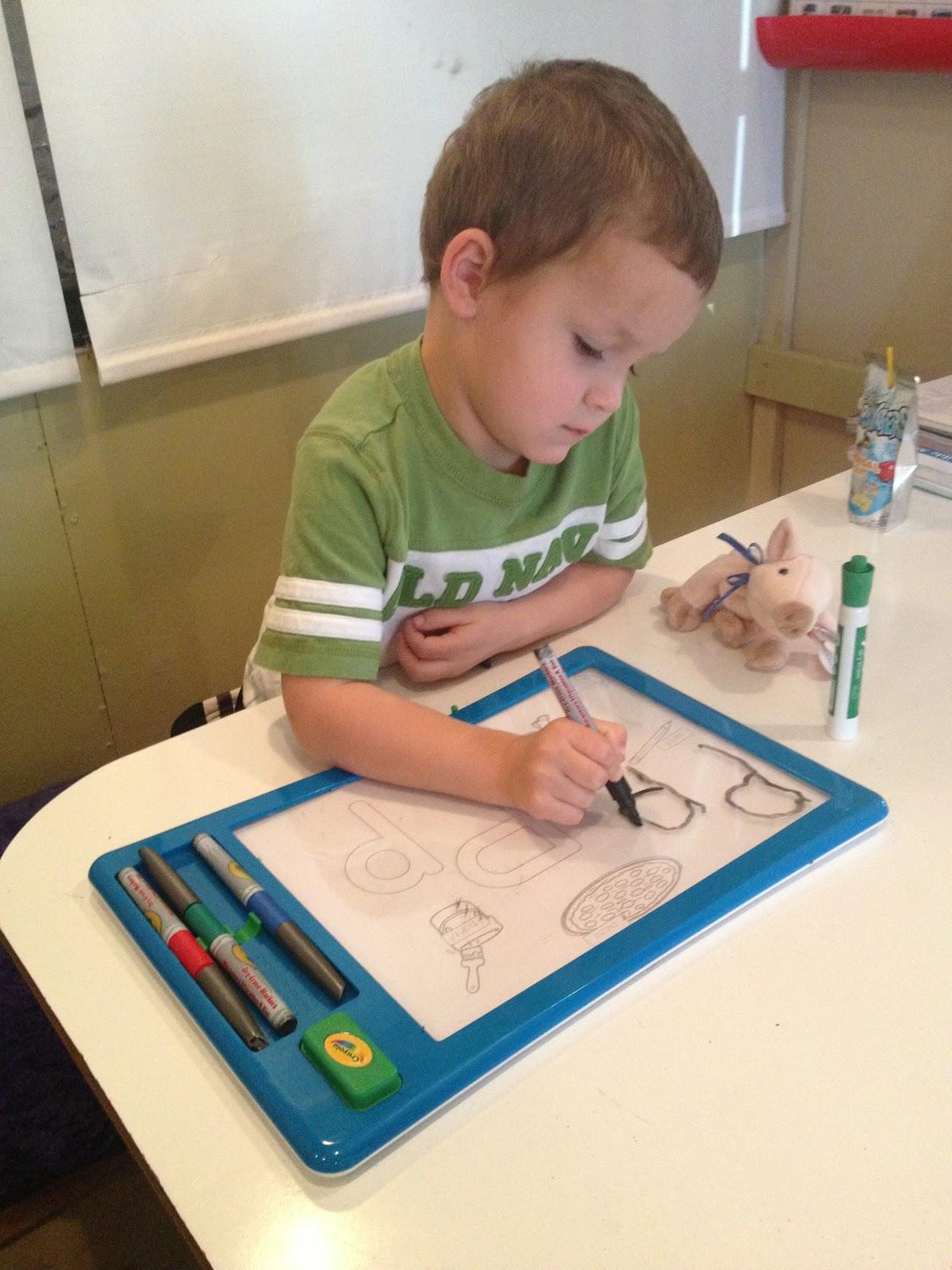 Learning In Grace P Farm Week Tot School Part 1