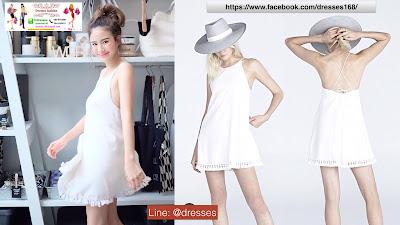 ชุดเดรส facebook เดรสแฟชั่นราคาถูกพร้อมส่ง ขายส่งเดรสเกาหลีราคาส่ง ชุดเดรส ชุดแซก ชุดราตรี เดรสสวยพร้อมส่ง Dresses fashion ร้านขายเดรสแฟชั่นราคาถูก พร้อมส่ง ชุดเดรสแฟชั่นราคาส่ง รวมแฟชั่นเดรสมาใหม่ เดรสแฟชั่นแบบไหนอินเทรนด์รวบรวมมาไว้ที่นี่ อัพเดทเดรสแฟชั่นมาใหม่ทุกวัน เดรสแฟชั่นพร้อมส่ง ขายส่งเดรสราคาถูก facebook ราคาส่งเริ่มต้น 100 บาท คัดแต่เดรสแฟชั่นคุณภาพดี เนื้อผ้าสวย ดีเทลสวยไม่ซ้ำแบบใคร ไม่ว่าเทศกาลงานไหนเรามีชุดแซกแฟชั่น ชุดเดรสแฟชั่นให้คุณได้เลือกซื้อ เลือกช็อปอย่างจุใจหลายแบบหลายสไตล์ไม่ว่าจะหาชุดเดรสไปงานแต่ง ชุดเดรสไป งานบวช ใส่ออกเดทหรือแม้แต่ชุดเดรสทำงานแฟชั่น ร้านเดรสแฟชั่นก็รวบรวมเอาแฟชั่นเดรสทำงานสวยๆๆ ทำให้วันทำงานของคุณไม่น่าเบื่ออีกต่อไปด้วยแฟชั่นที่ไม่ซ้ำกัน เดรสแฟชั่นมาใหม่ตลอดสวยทุกมุม ขายส่งเดรสหลายช่องทางทั้งทาง facebook instagram Line เข้าไปเลือกซื้อกันได้เลยจ้า รับตัวแทนจำหน่ายทั่วประเทศ สมัครฟรี สนใจติดต่อ โกดังสินค้า 054-010410 มือถือ 095-6754581Line id: @dresses ร้านเดรสแฟชั่น เปิดทุกวัน 8.00-19.00 น.