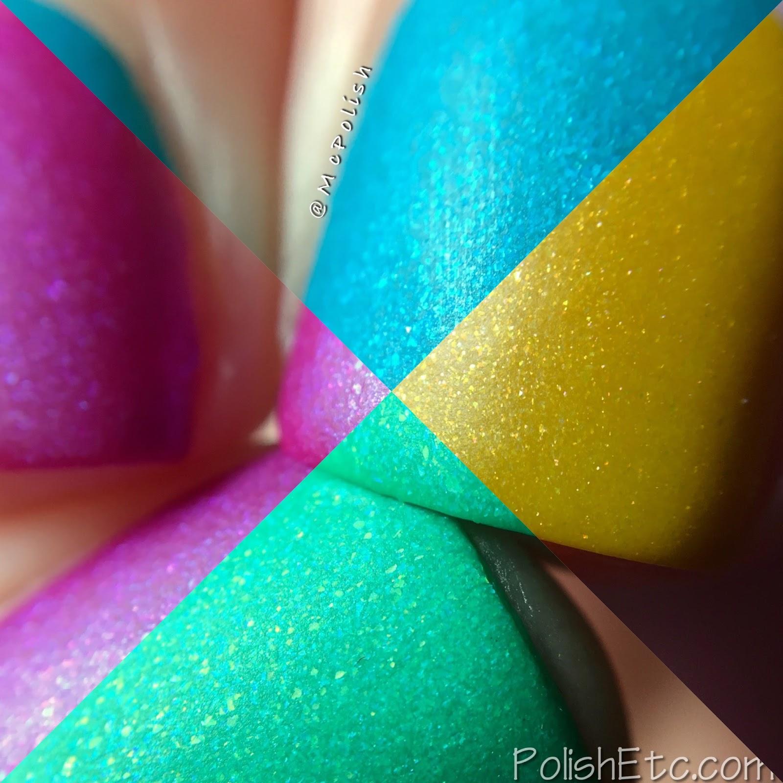 Lollipop Posse Lacquer - Kiki Vol II Collection - McPolish