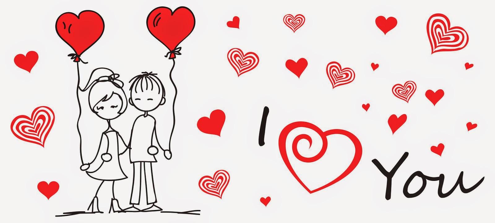 Dia Dos Namorados: Facebook Lovers